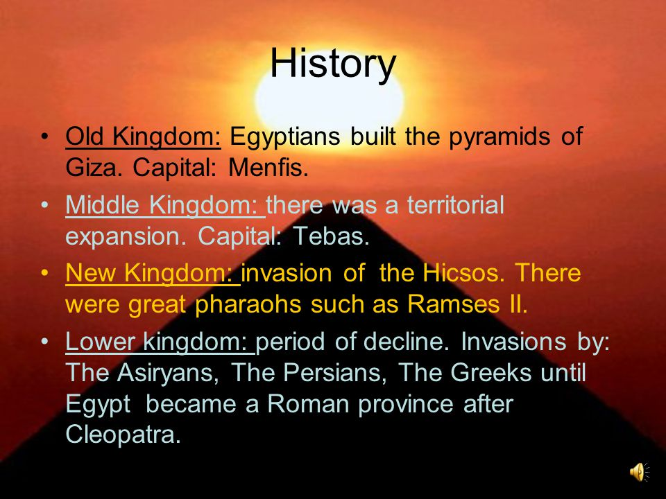 a history of the middle kingdom downfall of egypt The middle kingdom was one of the three ancient egyptian kingdomsthis period began after the collapse of the old kingdom no singleruler led to the downfall of the middle kin gdom.