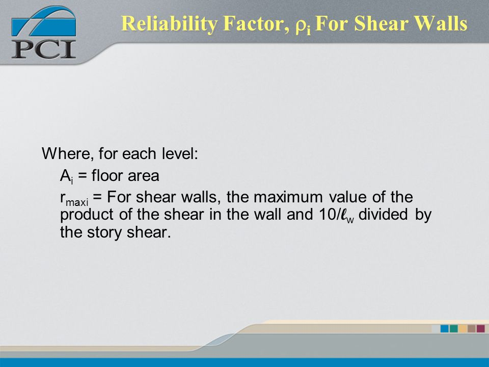 Building Systems Seismic Ppt Download