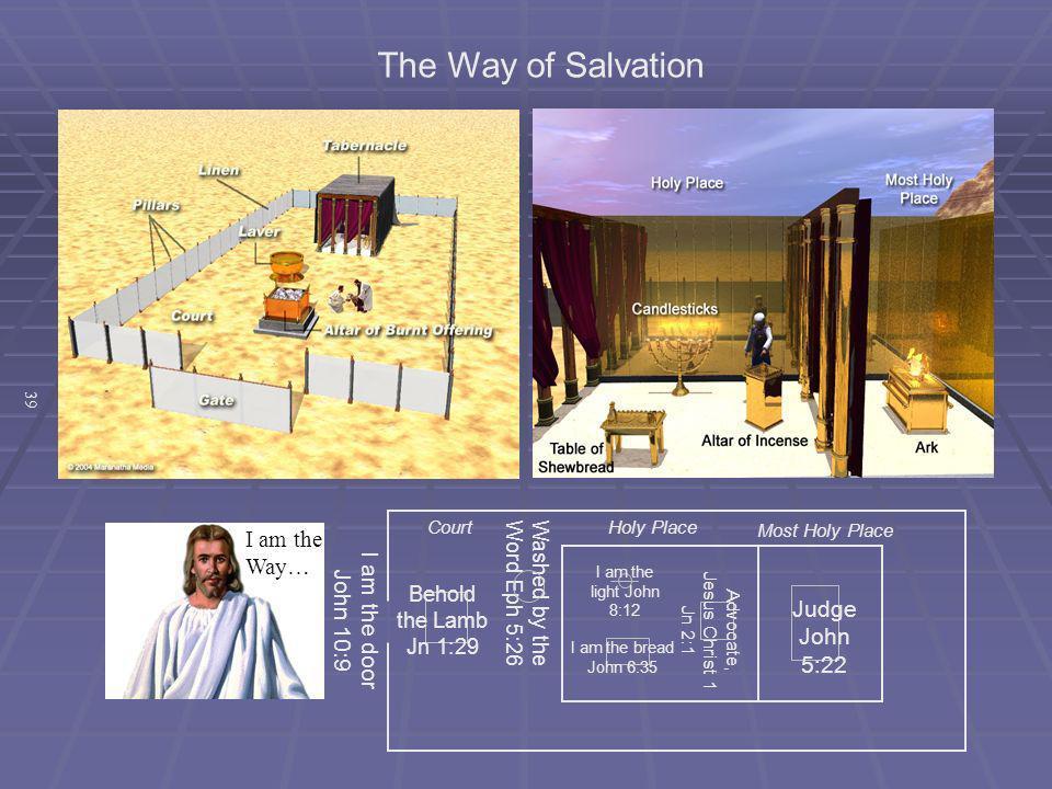 Advocate, Jesus Christ 1 Jn 2:1