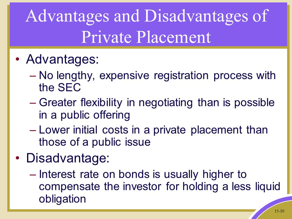 the advantages and disadvantages of private and public corporations Learn about the chief advantages that publicly traded corporations have over what advantages do corporations have over of public and private.