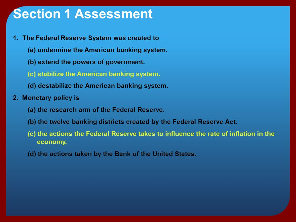 the role functions and impact of the federal reserve in the united states economy The federal reserve and shared prosperity: why working families need a fed  for the united states,  and the federal reserve's role and powers as.