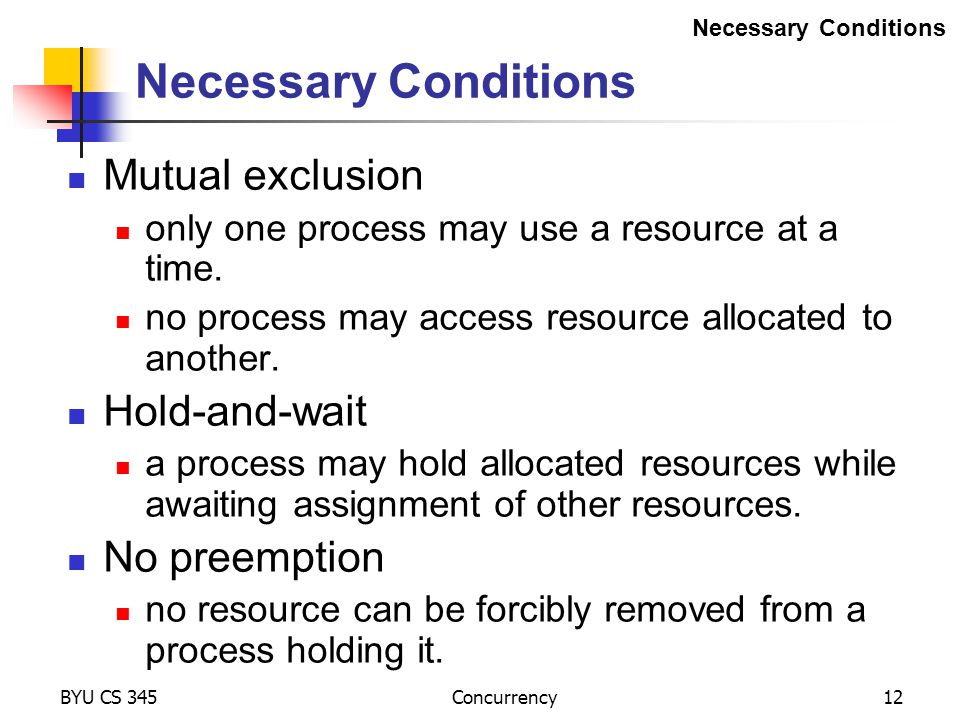 Chapter 6 Concurrency:...