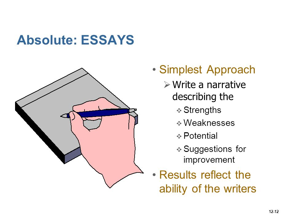 absolute time essay Here's what i know about buy essay online now you might have the capability to receive essays in the current time about the site at the finish of the school app.