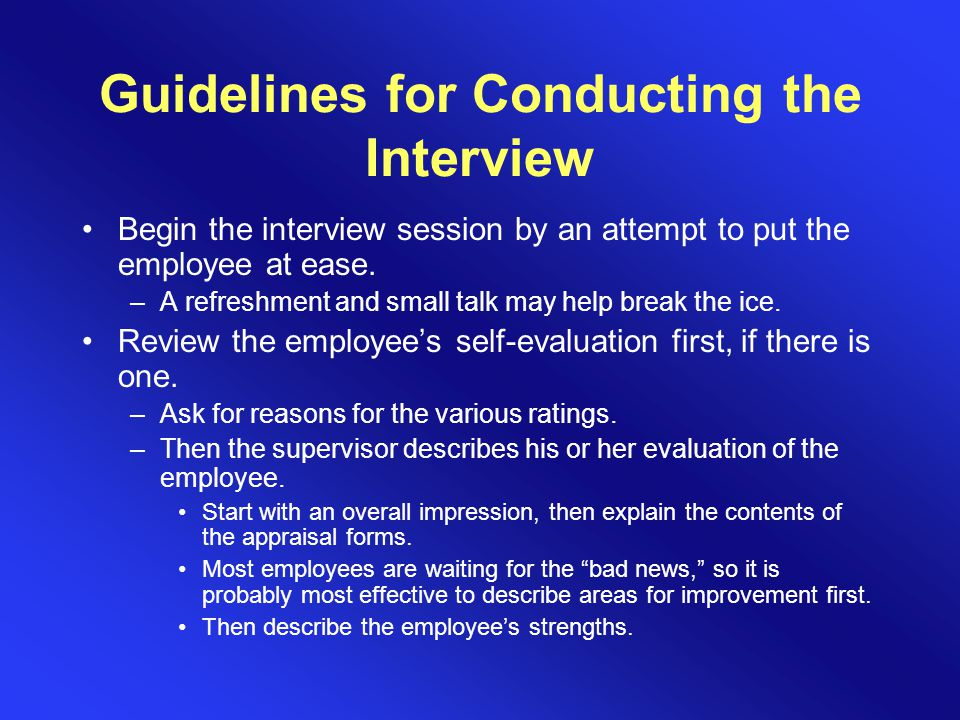 Employee Appraisal  Ppt Video Online Download