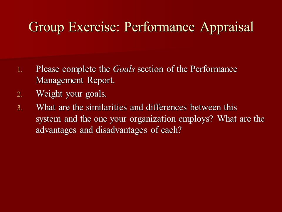 Difference between performance management and performance appraisal pdf