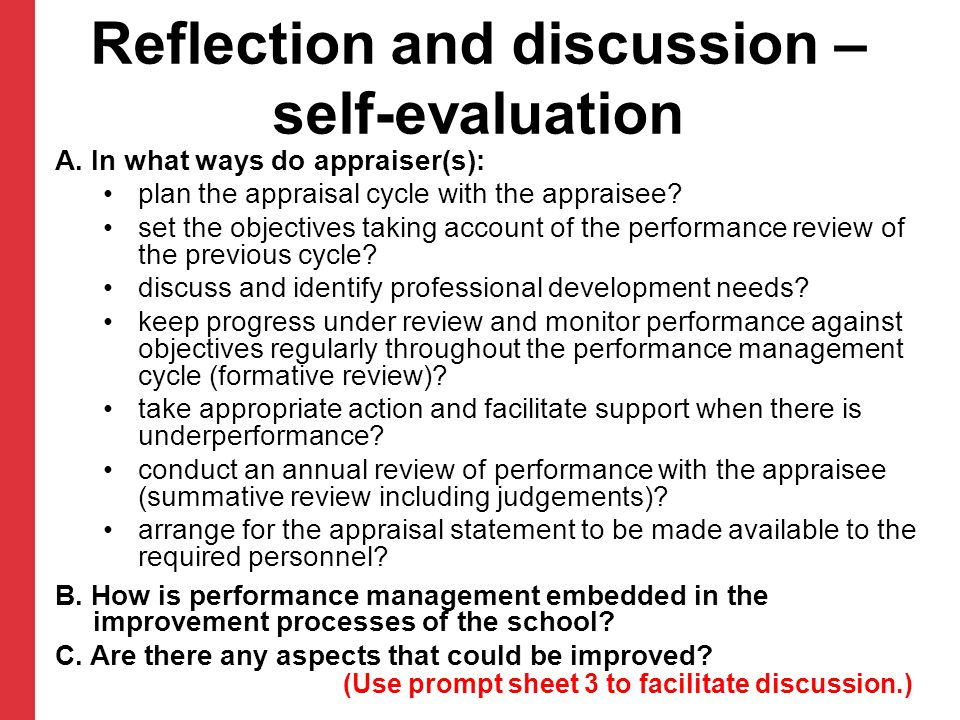reflection and discussion I recently received an insightful comment to my post classroom discussion  techniques that work – try this hollywood classroom.