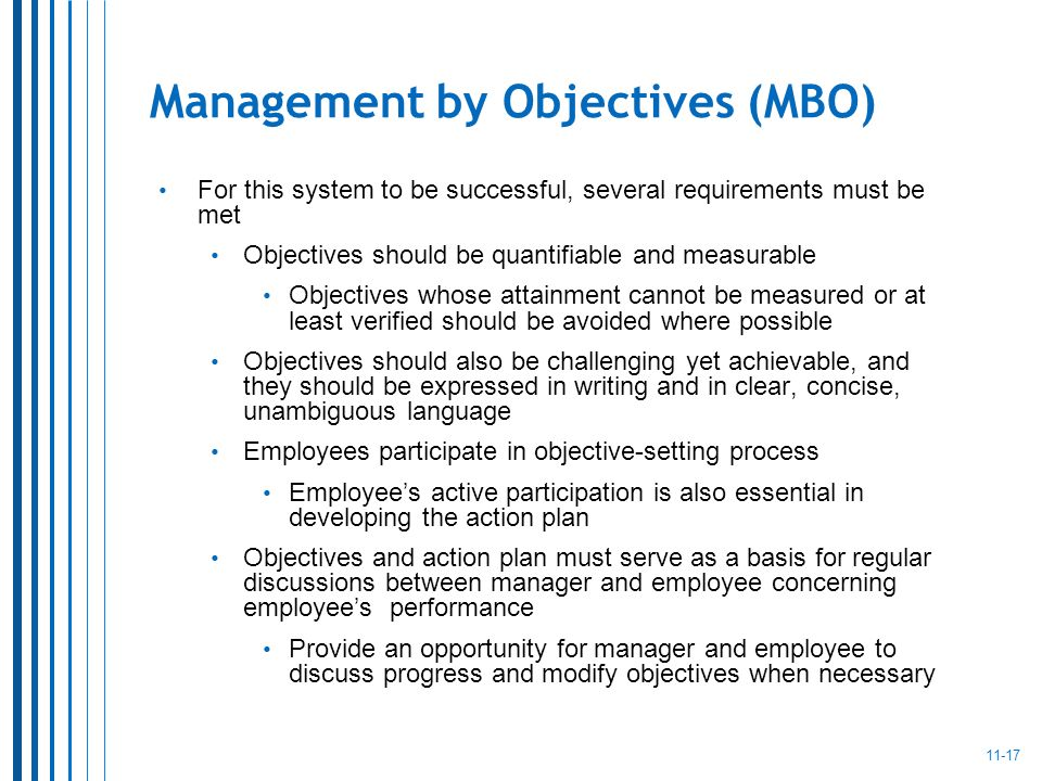management by objectives essay Special report on management by objectives essay, along with research on current topics, trends and surveys relating to management by objectives essay.