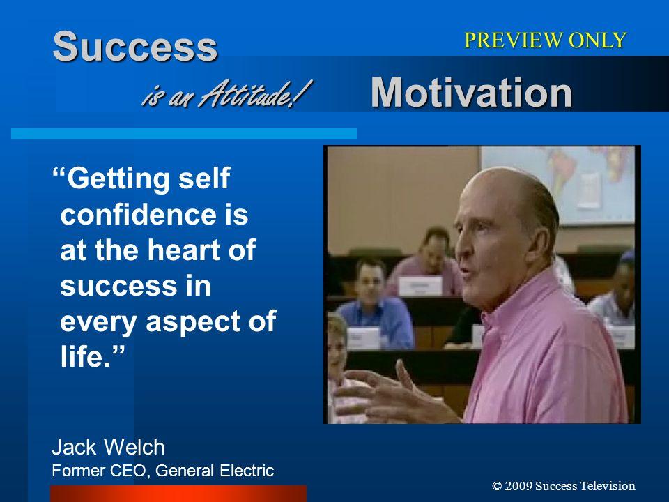 Success is an Attitude! Motivation