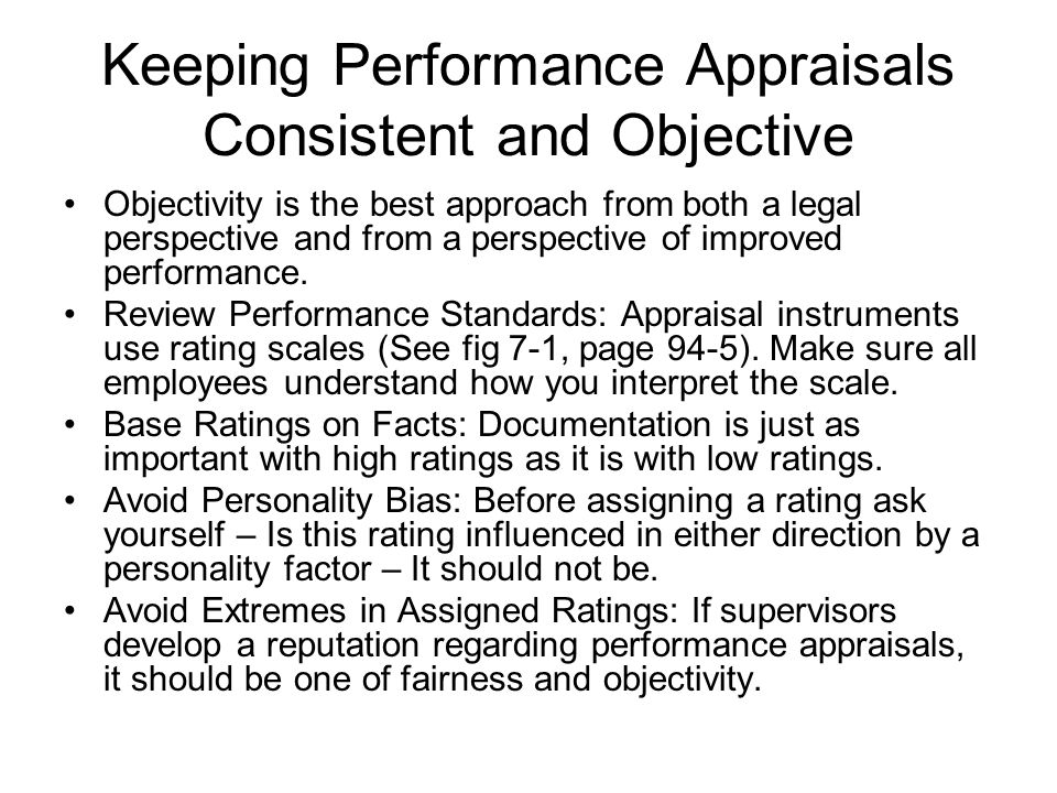 factors that influence performance appraisal Performance appraisal is an important process for any organization, large or small the effectiveness of a company's performance appraisal efforts will depend on a number of factors, including how well documented and communicated the process is, training for managers and supervisors, the evaluation and analysis of.