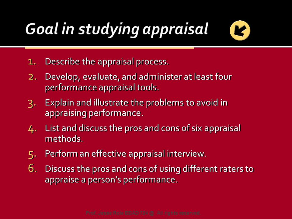 pros and cons of performance appraisal tools Employees, as well as managers, often question why organizations do employee performance appraisals anyone who has received or been given a performance appraisal could argue why they perceive it to be ineffective and a complete waste of time.