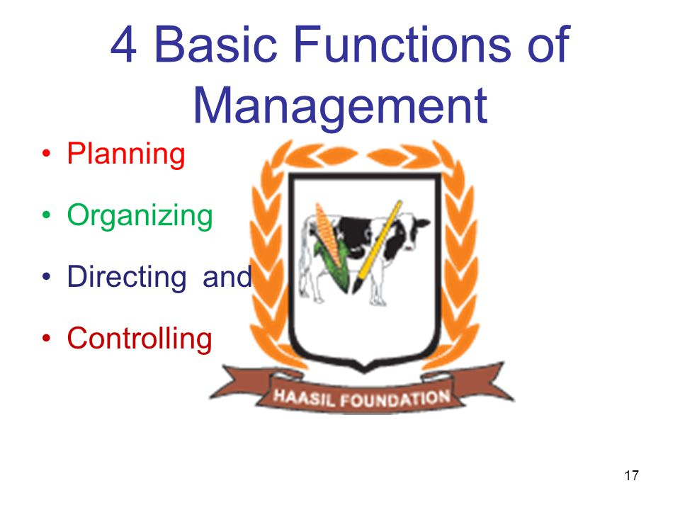 directing function of management pdf