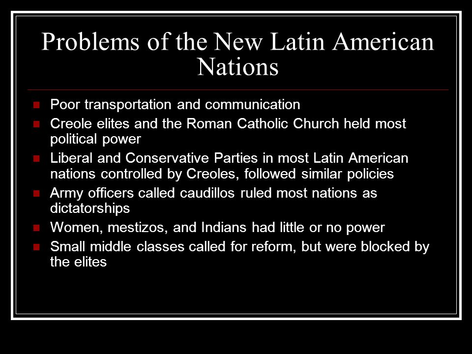 the difficulties of the indians who inhabit the latin america Indigenous latin america in the 21st century: achievements and gaps  also,  they still face challenges to gain access to basic services and the adoption  but  even in cities, indigenous people often live in areas that are less.
