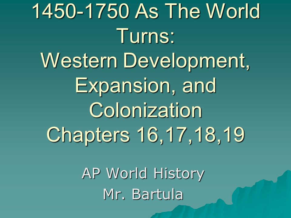 world trading systems during 1450 1750 essay The best source of information about how to teach essay skills is the ap world history course banned slave trading in the early 1800 systems in 1750.