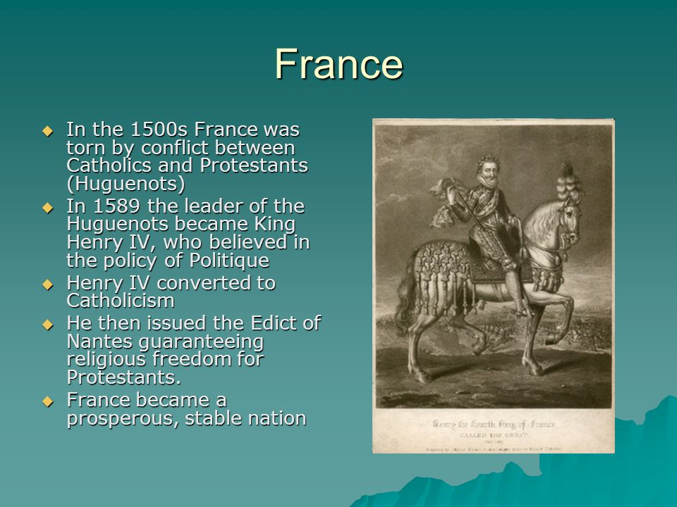 The genesis of the conflicts between spain and france in the 1500s