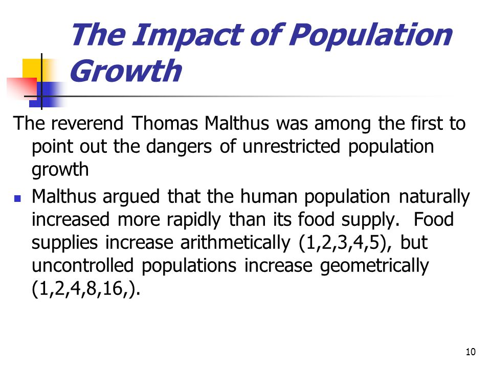 the effects of population increase on Population growth and housing affordability in the modern city - sydney a  urban populations are forecast to increase in coming decades population growth is.