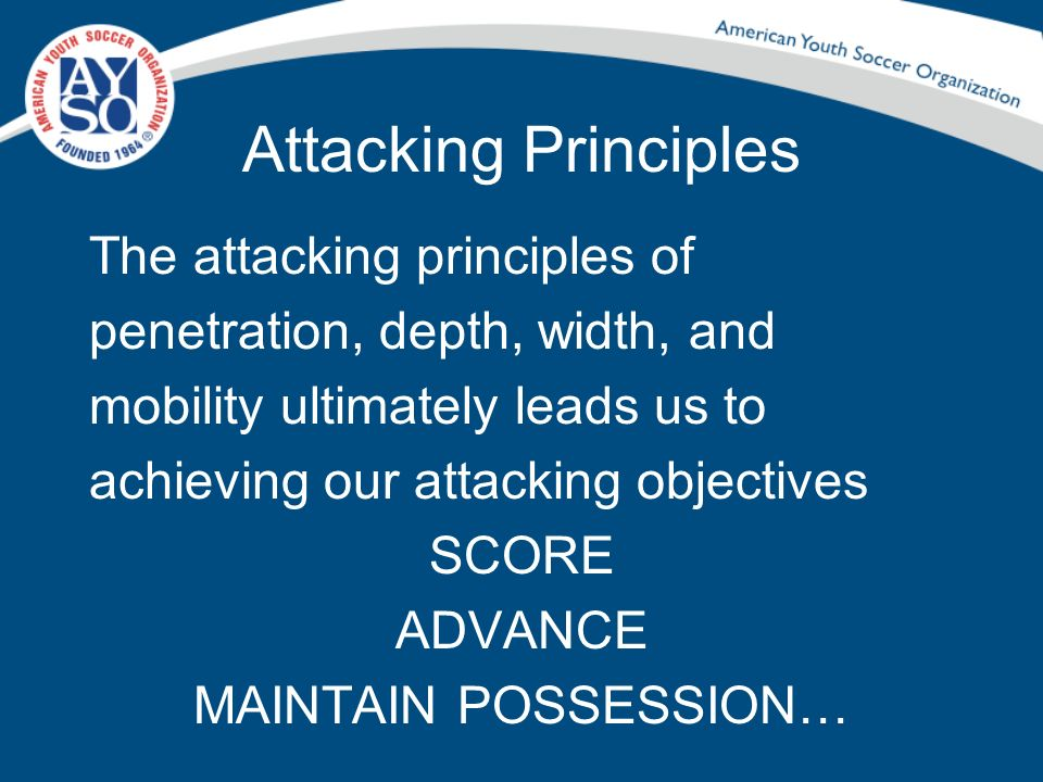 Attacking Principles