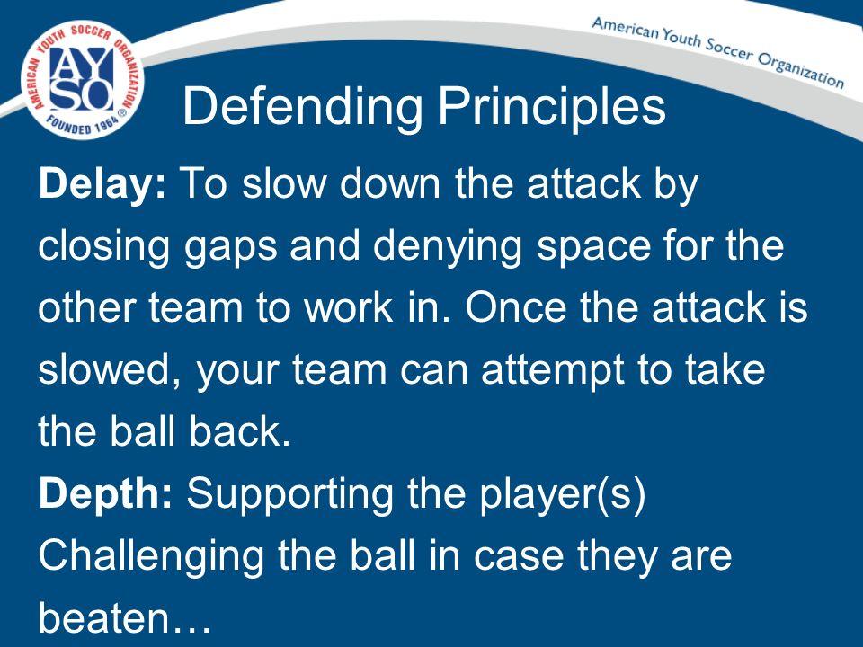 Defending Principles