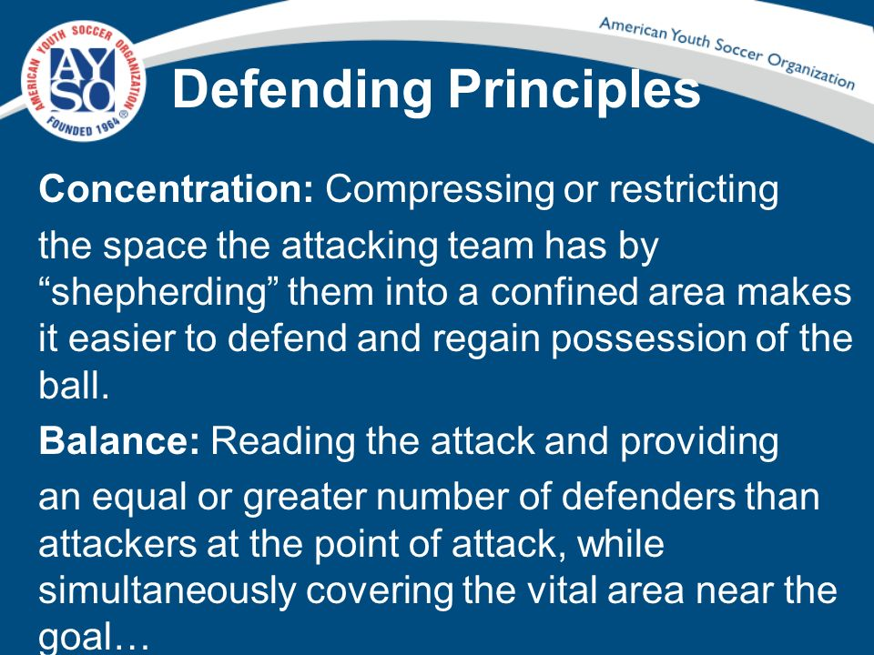 Defending Principles Concentration: Compressing or restricting