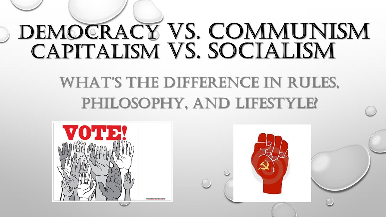 democracy vs communism ppt video online  democracy vs communism