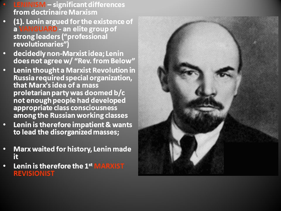 What's the Difference Between Communism and Marx's Socialism?