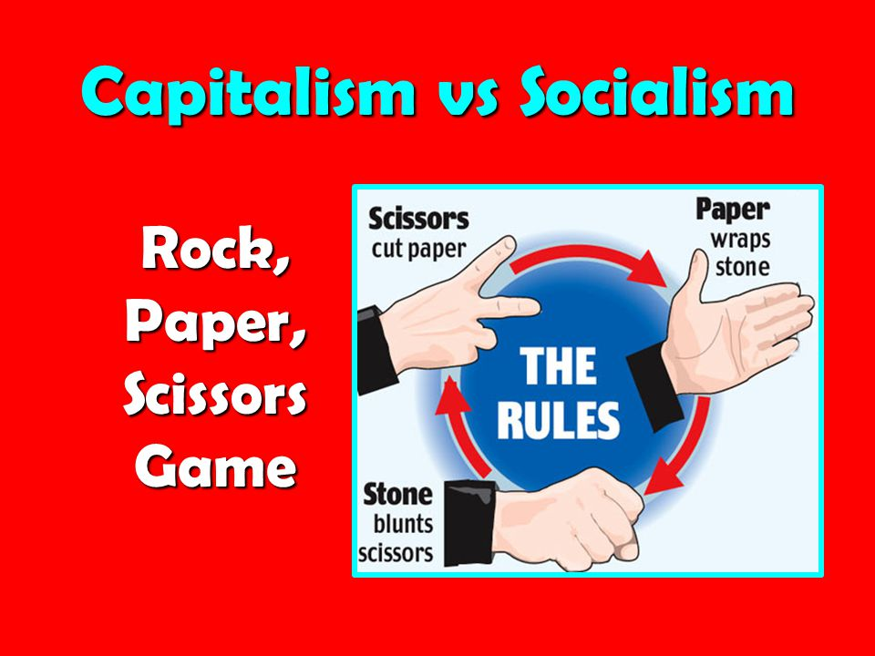 Essay on capitalism socialism and communism