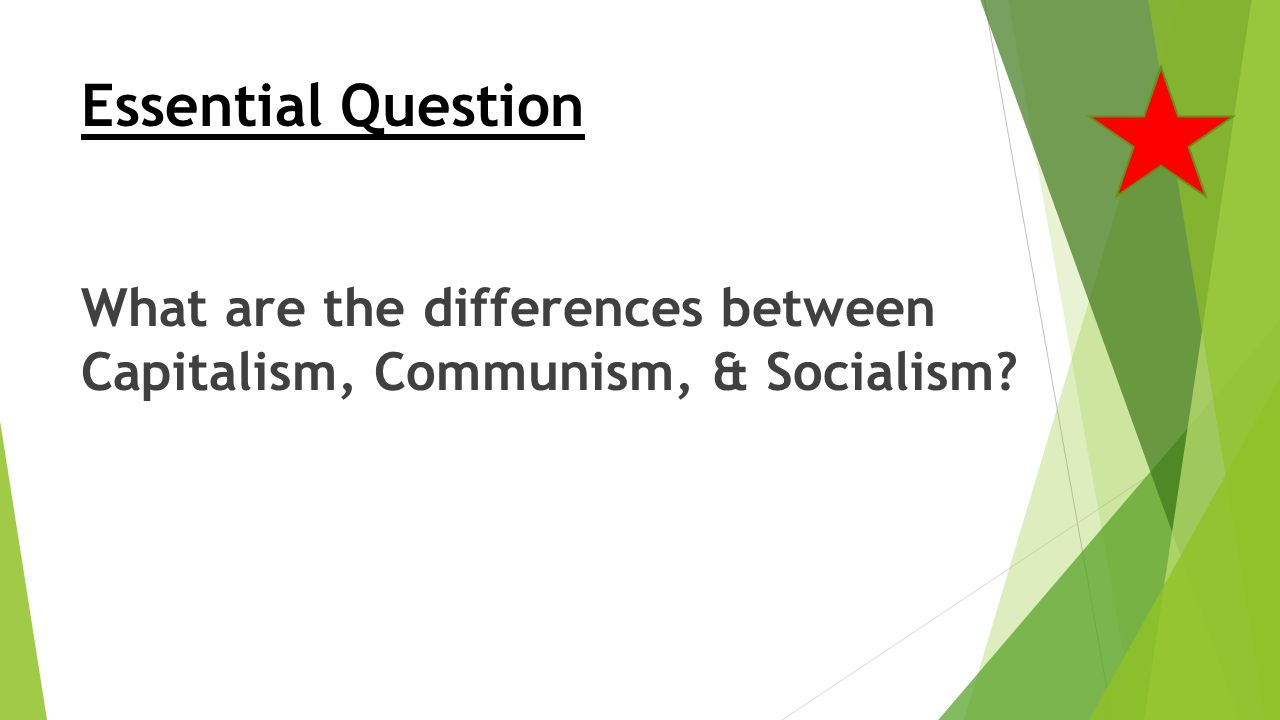 compare contrast communism capitalism essay Communism vs capitalism essay according to marx, a combination of unique factors led to the rise of the era of capitalism around 18th to 19th century capitalism was fuelled by a set of events that occurred during the time (giddens, 1971.