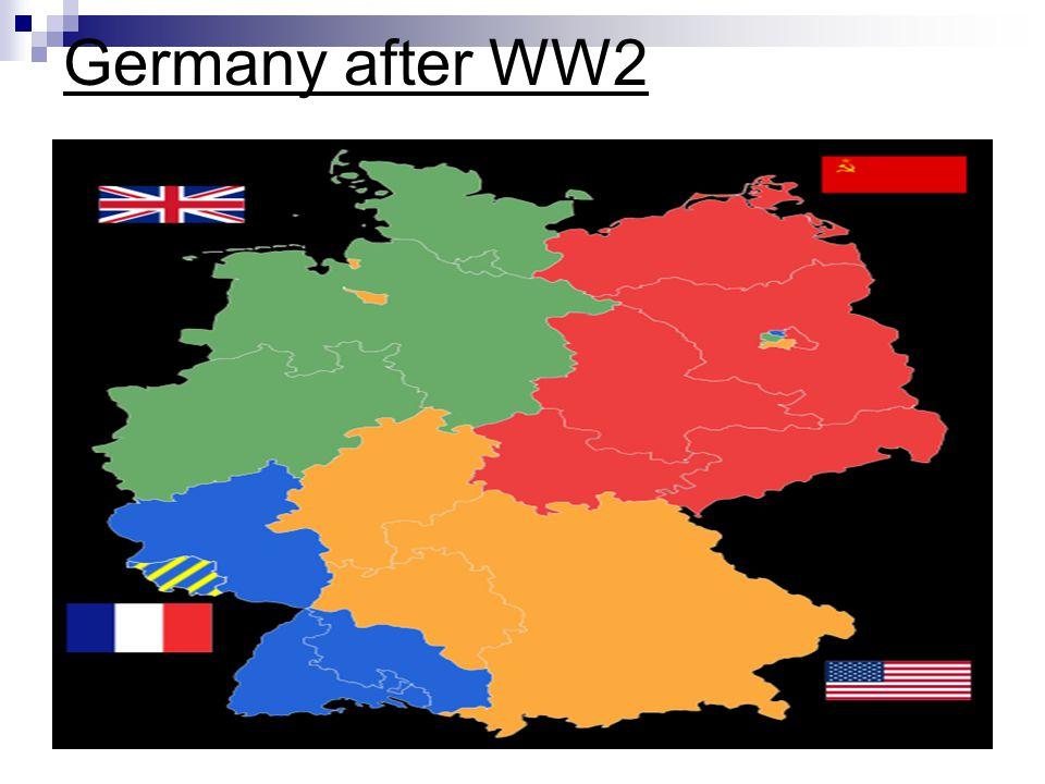 germany after world war ii
