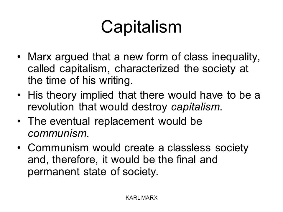 marxist view of the capitalistic mode Why is karl marx so revered in academia they think of capitalism as evil  the problem with this mode of analysis is that you reduce reality  the marxist view.
