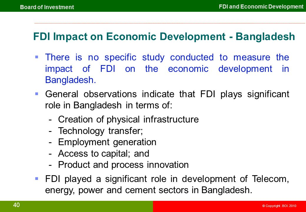 development banks impact on economic development This paper addresses the question of whether commercial banking performance in  has insignificant impact on the economic development  development banks,.