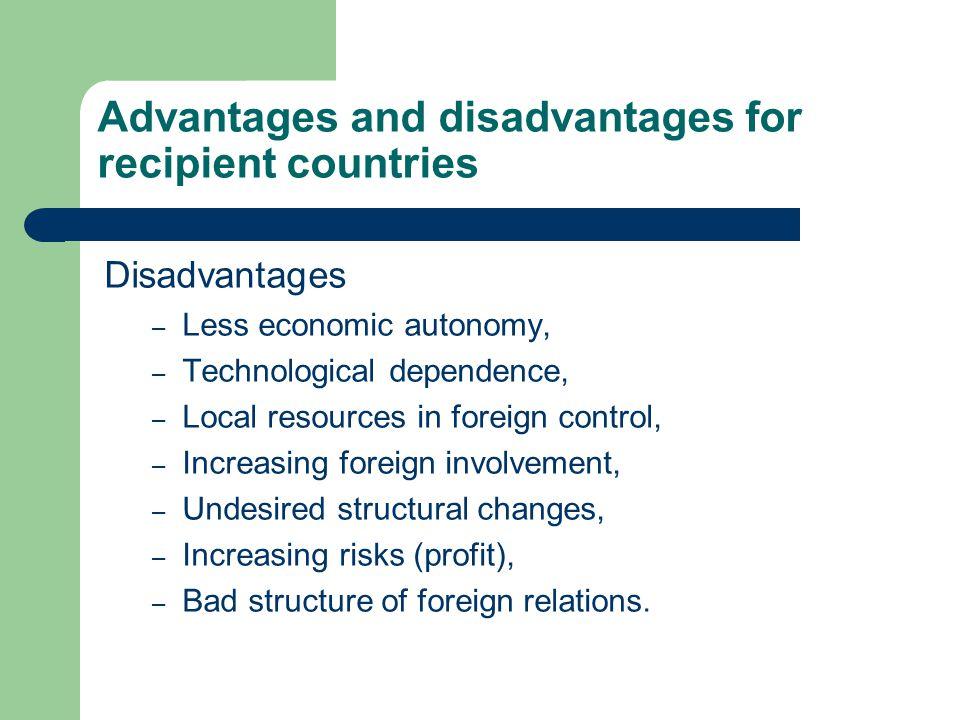 Bresenham Line Drawing Algorithm Advantages And Disadvantages : Global business environment ppt video online download
