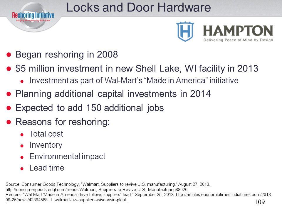 Locks and Door Hardware