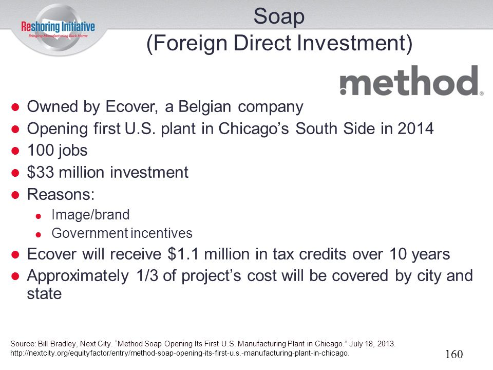 Soap (Foreign Direct Investment)