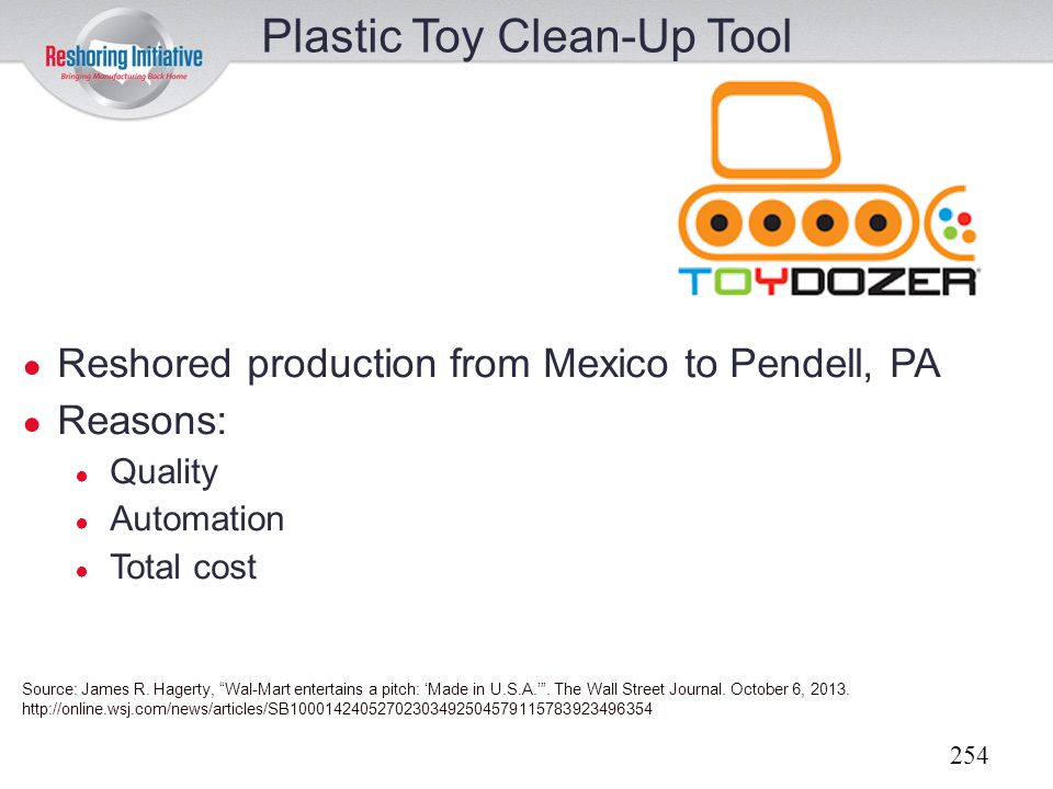 Plastic Toy Clean-Up Tool