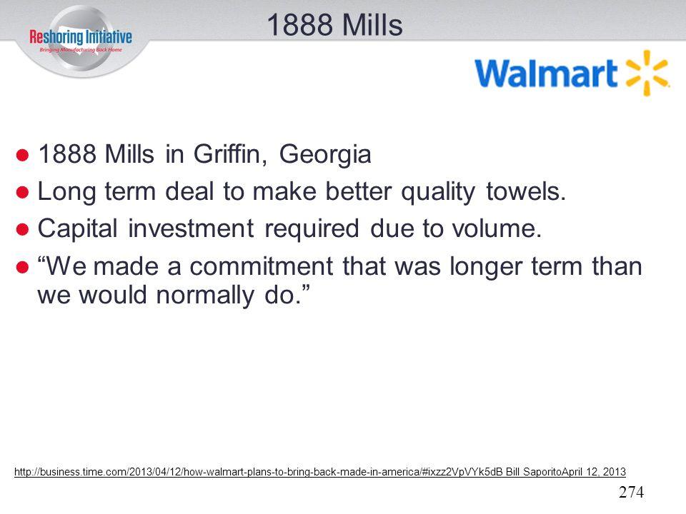 1888 Mills 1888 Mills in Griffin, Georgia