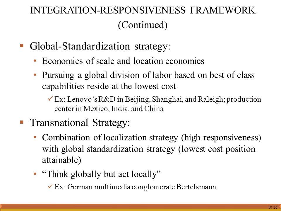integration responsiveness framework Improvement initiatives and cultural responsiveness • a lack of integration of cultural diversity knowledge the cultural responsiveness framework addresses the.