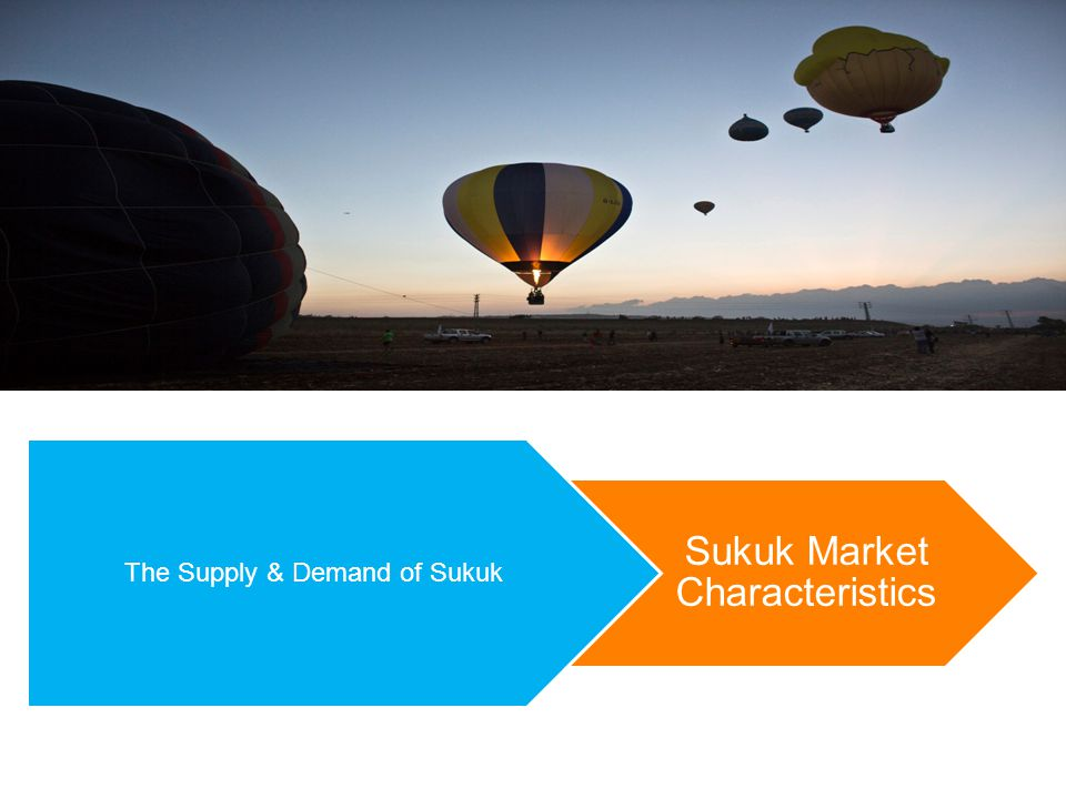 The Supply & Demand of Sukuk
