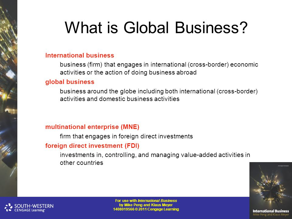 globalisation of business activities Globalization-the inexorable spread of knowledge, technology, culture they may be less likely to walk or do other physical activities outdoors.