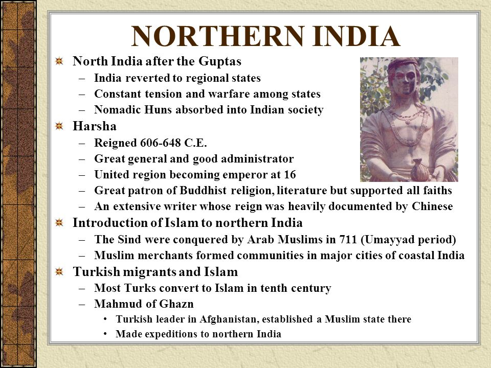 state in north india