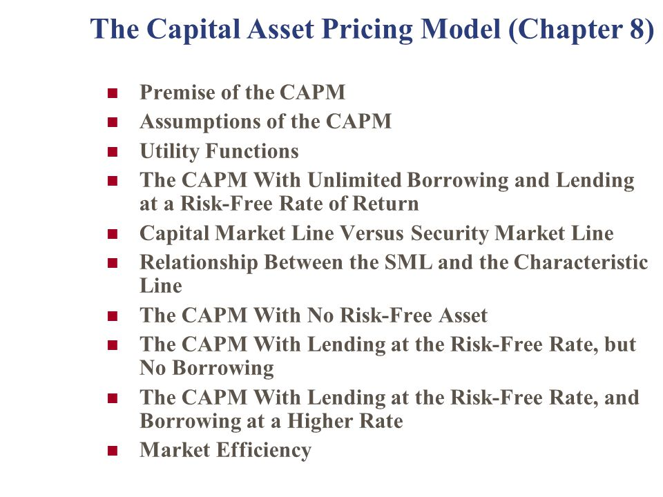 what are the relationship between money market and capital