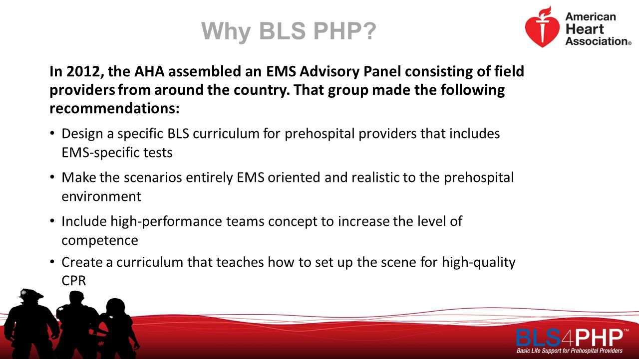 Bls for prehospital providers course ppt video online download why bls php 1betcityfo Image collections