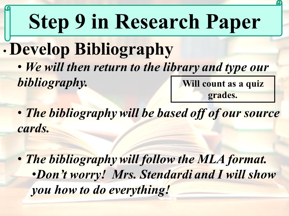 mla bibliography research papers Plagiarism is a serious issue and the consequences can be severe in educational institutions, research papers are often checked with anti-plagiarism software, and students are expected to follow specific style guidelines given by the instructor.