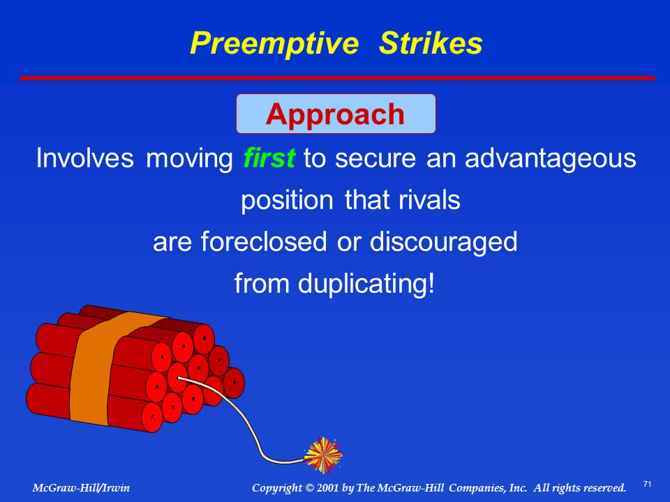 Strategy And Competitive Advantage Ppt Download