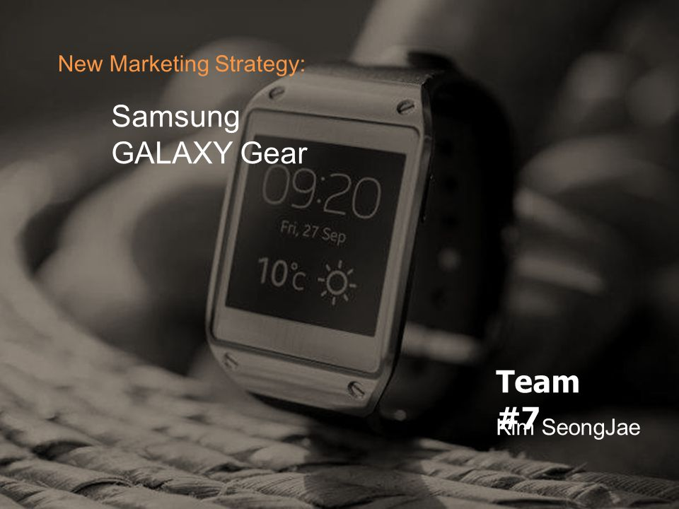 marketing strategy for samsung galaxy s But since the launch of galaxy s4, samsung has regarded apple's  but the  marketing strategy adopted by samsung remains far more.