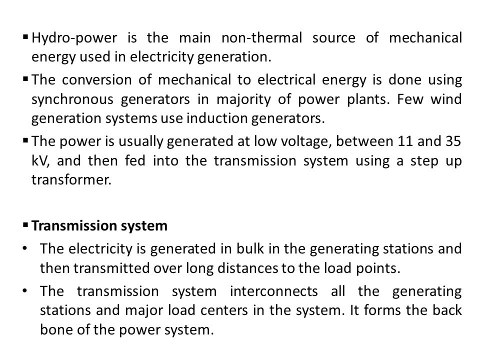 HVDC Transmission Power Conversion Applications in Power Systems