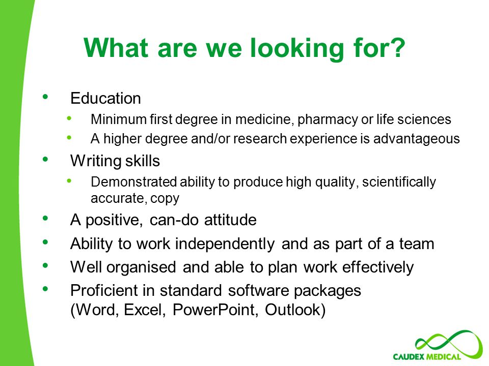 writing and education experience skills Education information: appears above experience if:  special skills.
