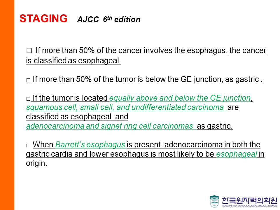 Signet Ring Cell Esophageal Cancer