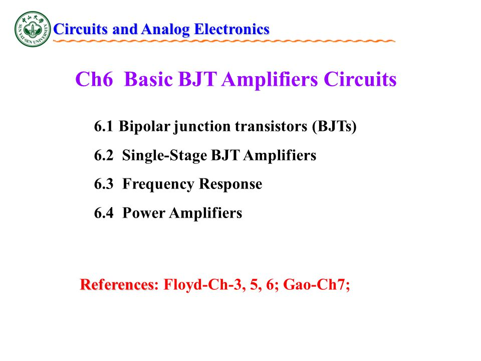 understanding how the bipolar junction transistor bjt works Characterizing complementary bipolar junction transistors by early modelling   image analysis, and  teresting manners to better understand a bjt (as well   to bjts the main purpose of the present work is to address the.