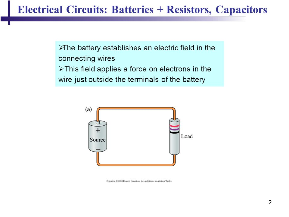 Fine Car Starter Circuit Diagram Tall Car Security System Wiring Diagram Round 5 Way Switch Guitar Dimarzio Dp Young Automotive Service Bulletins BlackSolar Battery Wiring Diagram Fundamentals Of Circuits: Direct Current (DC)   Ppt Download