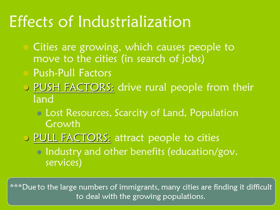 employment and education are the main reasons why people migrate to the united states Immigrate pundits from various disciplines have multiple reasons as to why people immigrate financially secured future: when we see it from an economist point of view, the picture is quite clear – people immigrate to gain 'financial stability and better future prospects'it is as simple as that.