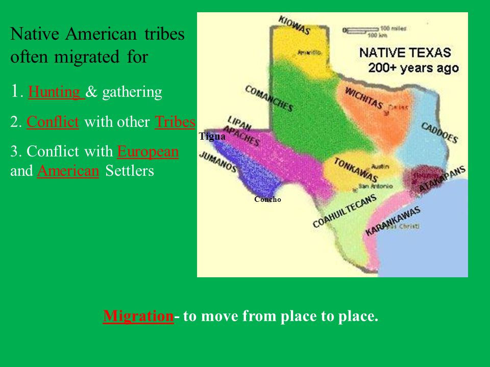 Native Americans In Texas Ppt Download